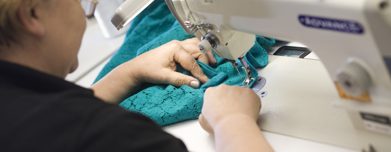 Contract Clothing Alterations by the ZipYard UK